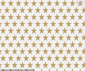 Puzzle Papier étoiles