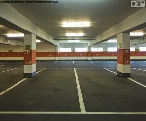 Puzzle Parking