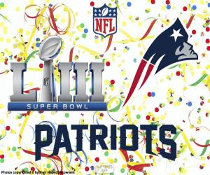 Puzzle Patriots, Super Bowl 2019