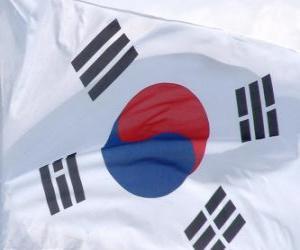 Puzzle Pavillon de la Corée du Sud