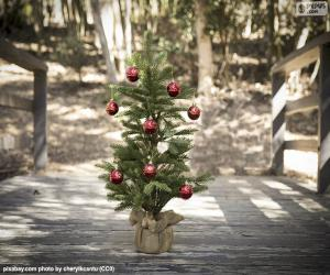 Puzzle Petit arbre de Noël