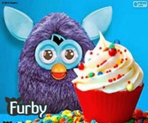 Puzzle Petit déjeuner de Furby