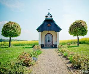 Puzzle Petite chapelle