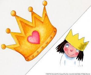 Puzzle Petite princesse