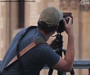 Puzzle Photographe