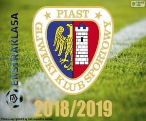 Puzzle Piast Gliwice, champion 2018-2019