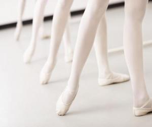 Puzzle Pieds de ballerines