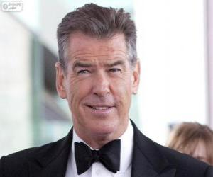 Puzzle Pierce Brosnan