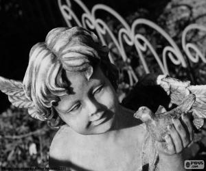 Puzzle Pierre Cupidon