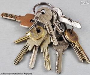 Puzzle Plusieurs clés