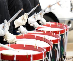Puzzle Plusieurs tambours