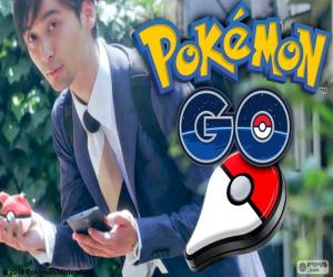 Puzzle Pokémon GO Plus