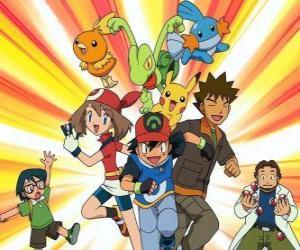 Puzzle Pokémon