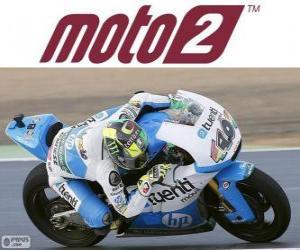 Puzzle Pol Espargaró, champion du monde 2013 Moto2