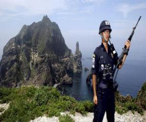 Puzzle Police coréenne