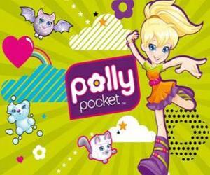 Puzzle Polly Pocket avec vos animaux de compagnie