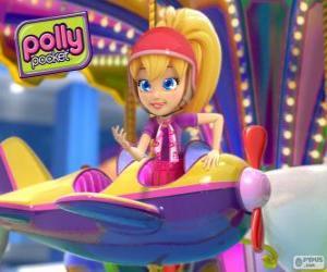 Puzzle Polly Pocket dans l'une de ses aventures