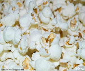 Puzzle Pop-corn ou maïs soufflé
