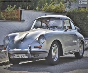 Puzzle Porsche 356 C