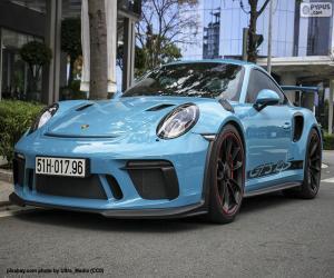 Puzzle Porsche 911 GT3 RS
