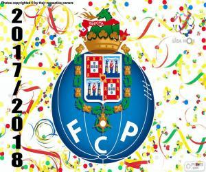 Puzzle Porto, Primeira Liga 2017-18