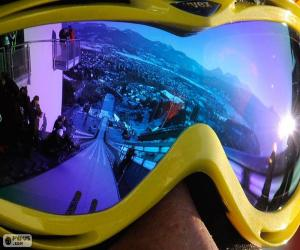 Puzzle Prêt à saut à ski