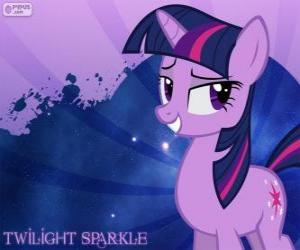 Puzzle Princesse Twilight Sparkle est extrêmement intelligente