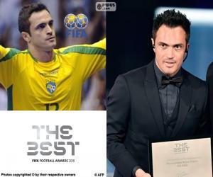 Puzzle Prix d'honneur FIFA 2016