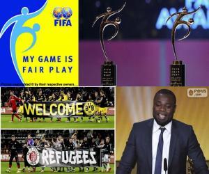 Puzzle Prix du Fair-Play de la FIFA 2015
