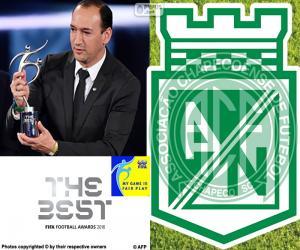 Puzzle Prix du Fair-Play de la FIFA 2016