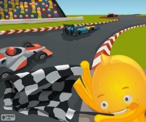 Puzzle Pypus est un directeur de course