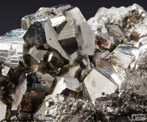 Puzzle Pyrite