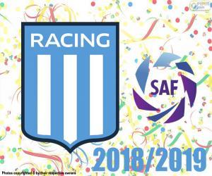 Puzzle Racing Club, champion 2018-2019