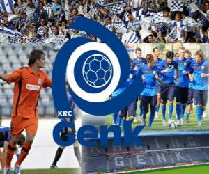 Puzzle Racing Genk ou KRC Genk, club de football belge