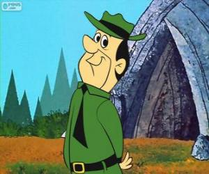 Puzzle Ranger Smith