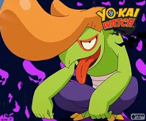 Puzzle Rebelcebu, Yo-Kai Watch