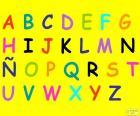Alphabet en majuscules