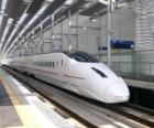 Train à grande vitesse en service au Japon (Shinkansen)