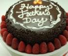 Gâteau jour du père