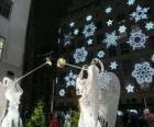Angels Rockefeller Center