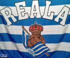 Drapeau Real Sociedad