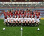 Équipe de Burnley F.C 2008-09