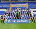 Équipe de Birmingham City F.C. 2009-10