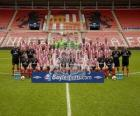 Équipe de Sunderland A.F.C. 2008-09
