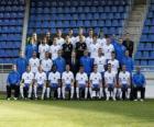 Équipe de C.D. Tenerife 2008-09