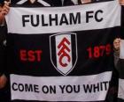 Drapeau de Fulham F.C.