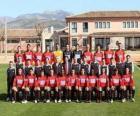 Équipe de R.C.D. Mallorca 2009-10