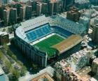 Stade de Valencia C.F - Mestalla -