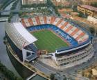 Stade de Atlético de Madrid - Vicente Calderón -