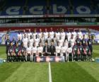 Équipe de Bolton Wanderers F.C. 2008-09